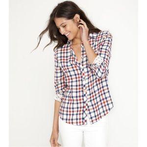[California Tailor] Shirt No 1 Cottons Point Plaid